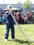 Výstroj pro mladé hasiče