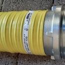 Savice 110 žlutá 2,5m Profi-Extra s naklapávací košovkou obr.2