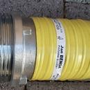 Savice 110 žlutá 2,5m Profi-Extra s naklapávací košovkou obr.3