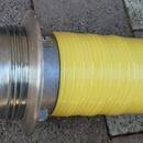 Savice 110 žlutá 2,5m Profi-Extra s prodlouženým náběhem obr.3