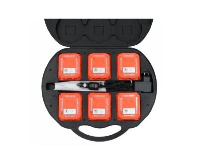 Výstražné a signalizační LED zařízení sada 6ks inteligentní synchronizace obr.1