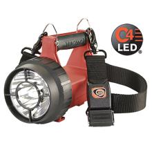 Ruční nabíjecí hasičská LED svítilna VULCAN LED ATEX - 180 lm bez nabíječe