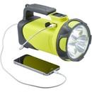 Ruční USB nabíjecí LED svítilna se světelným výkonem 550 lm, TRIO 550 LI-ION obr.2