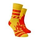 Veselé hasičské ponožky obr.3