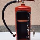 Bar - hasicí přístroj s 2ks štamprlí, skleniček obr.3