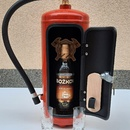 Bar - hasicí přístroj speciál s 2ks štamprlí, skleniček obr.1