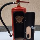 Bar - hasicí přístroj speciál s 2ks štamprlí, skleniček obr.2