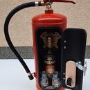 Bar - hasicí přístroj speciál s 2ks štamprlí, skleniček obr.3