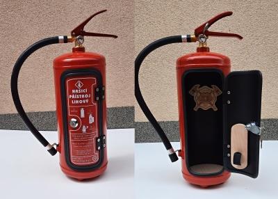 Bar - hasicí přístroj speciál prázdný obr.4
