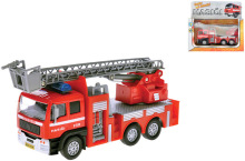 Auto hasiči 17cm zpětný nátah česky mluvící