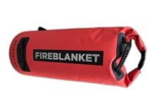 Car Fire Blanket - hašení hořících automobilů bez použití vody