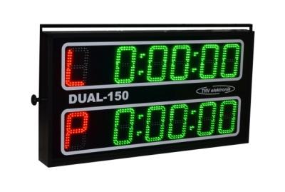 Časomíra pro požární sport  DUAL-150 zelená