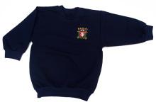 Dětská hasičská tepláková mikina