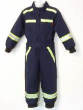 Dětská hasičská kombinéza - DOPRODEJ