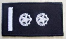 """Hodnostní označení """"Zástupce velitele jednotky"""""""