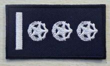 """Hodnostní označení """"Velitel jednotky"""""""