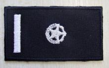 """Hodnostní označení """"Velitel družstva"""""""