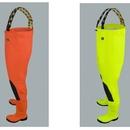 Brodící kalhoty fluo 1