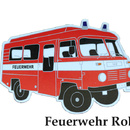 Magnet - Feuerwehr Robur