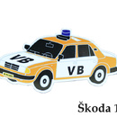 Magnet - Škoda 120 VB