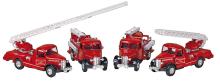 Modely autíček hasičské klasiky