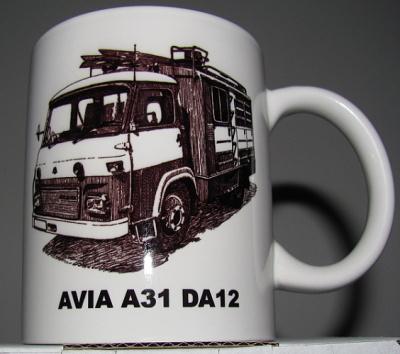 Hrnek AVIA A31 DA12