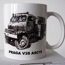 Hrnek PRAGA V3S ASC16