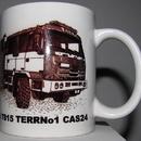 Hrnek T815 TERRNO CAS24