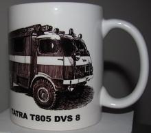 Hrnek Tatra T805 DVS 8