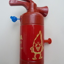 Dětský ruční mini hasicí přístroj - stříkací