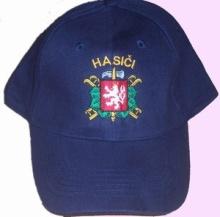 Čepice k PS II s výšivkou znaku SDH