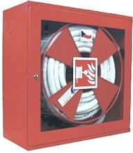 Hydrantový systém DN25 - 30m prosklená dvířka
