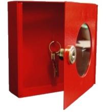 Skříňka na klíč - velká, se zámkem