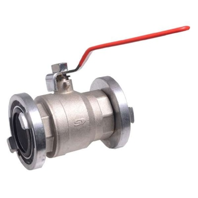 Přenosný ventil B75 přímý