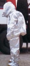Střední protižárový oblek SPO 2D-K370 do 185 cm - (EN 469, EN 53)