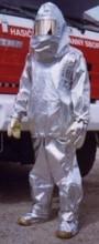 Střední protižárový oblek SPO 2D-K370 od 185 cm - (EN 469, EN 53)