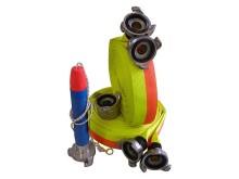 Sada - Hadice pro 100m Reflex Neon - dovážená !