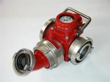 Přetlakový ventil s úpravou pro požární sport (4681)