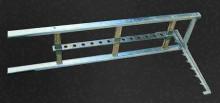 Žebřík jednohákový Al (SWS) - hák Titan