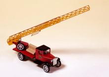Dětské hasičské auto - HAWKEY žebřík - DOPRODEJ !