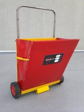 Skládací posypový vozík SDC
