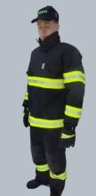 Zásahový oblek HYRAX - komplet