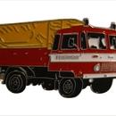 odznak Feuerwehr Robur 1