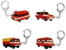 Přívěšek hasičské auto FEUERWEHR