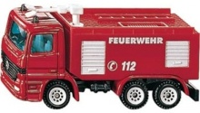 Auto hasiči SIKU, cisterna