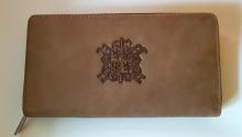 Hasičská peněženka dámská, velká se znakem SDH obr.1