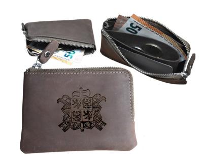 Hasičská peněženka - malá se znakem SDH