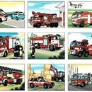 Omalovánky s hasičskou tématikou obr.2