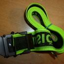 Opasek HASIČI 3D s otvírákem v přezce - neonový, dětský obr.2