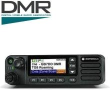 Radiostanice vozidlová digitální Motorola DM 4600 VHF